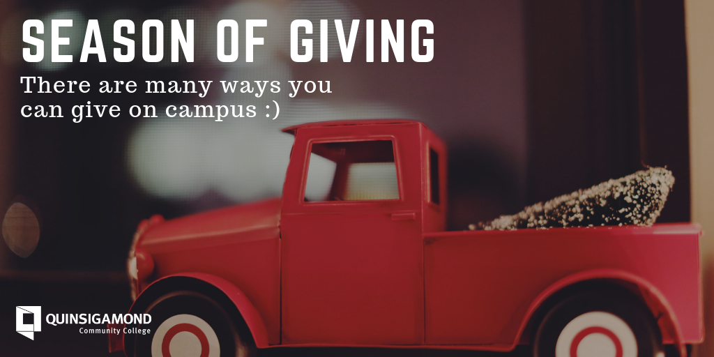 giving on campus